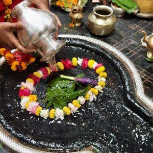 GangaJal Abhishekam